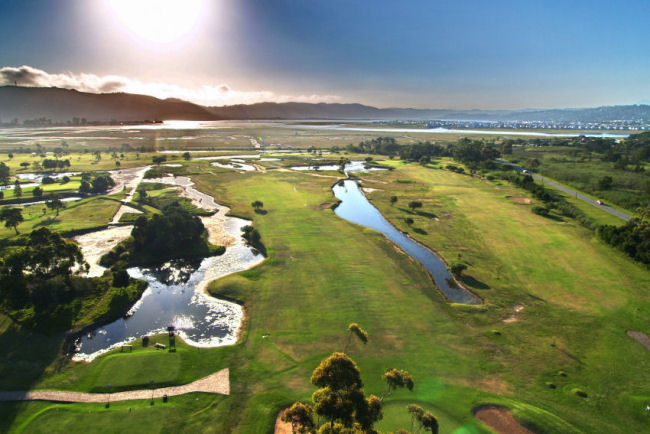 Golf, Amber Guest Lodge, Knysna